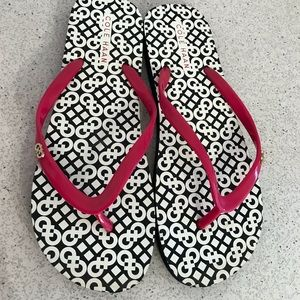 Cole Haan flip flop sandals - pink - US size 8M